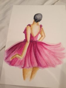Bailarina - Nidia