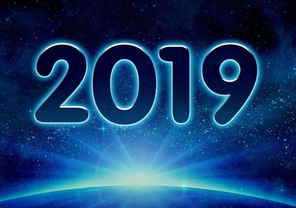 FELIZ VOCÊ NOVO EM 2019!